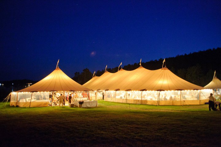 fall wedding in tents, tented fall wedding, heater in your tent, keep your guests warm,
