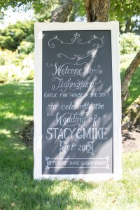York Maine Wedding, Maine luxury wedding, luxury backyard wedding, Luxury Maine wedding planner, Maine wedding planner,chalkboard, trends, wedding, maine wedding, york wedding, maine wedding designer