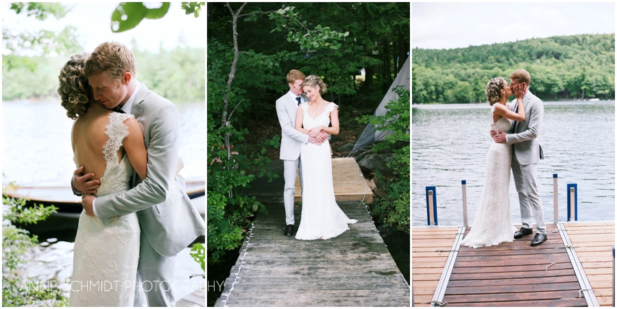 Lakeside wedding, wedding planner, private residence wedding, maine wedding planner, maine wedding designer, sweetest thing weddings, wedding blog, Destination wedding in Maine, getting Married in Maine