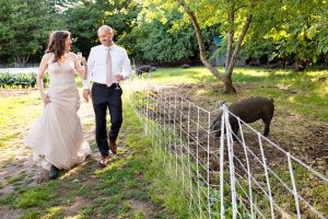 Camden Maine wedding, Farm wedding, Farm Maine wedding, farm to table wedding, Primo Restaurant, Sweetest Thing weddings