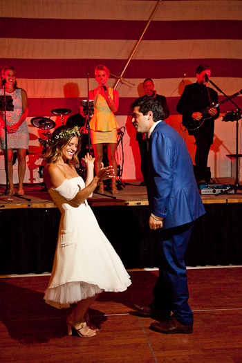 Time Pilots band, first dance, bar harbor wedding, maine wedding, maine destination wedding, sweetest thing weddings,