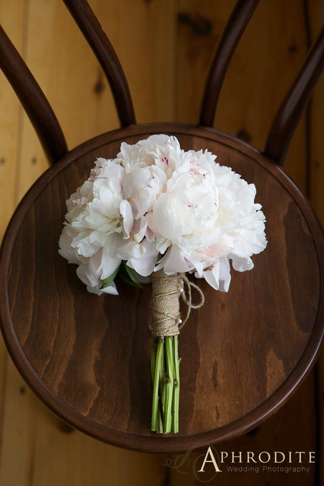 simple summer bouquet