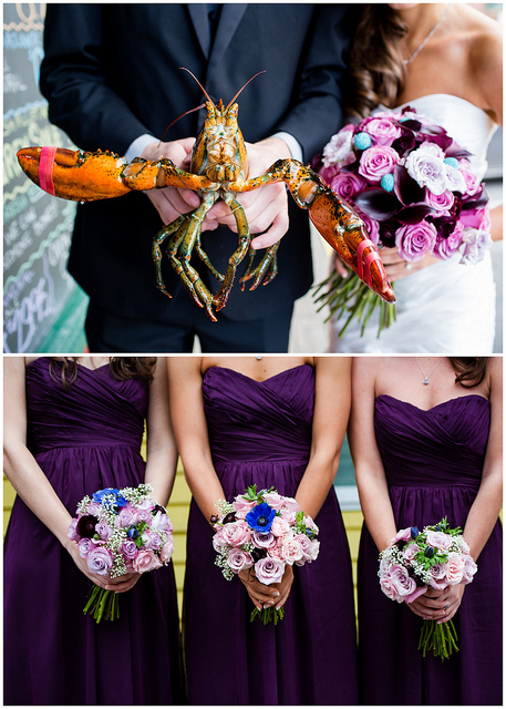 romantic inspired bouquets